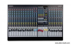 Allen & Heath GL2400 Mixing Console Front