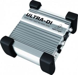 Behringer Ultra DI Box