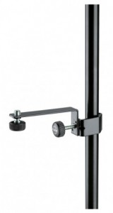 K & M 238 Microphone Side Clamp