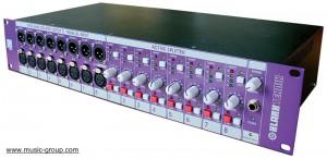 Klark Teknik Square ONE Audio Distribution Amplifier