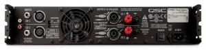 QSC GX3 Power Amplifier Rear