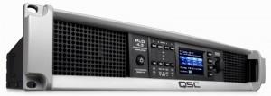 QSC PL4.3 DSP Power Amplifier Front
