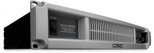 QSC PLX2502 Power Amplifier Front