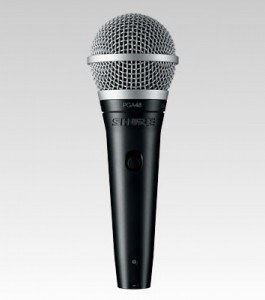 Shure PGA48s Microphone