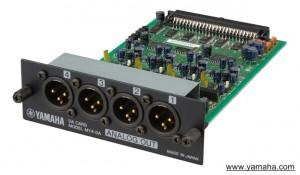 Yamaha MY4-DA Analogue Output Card